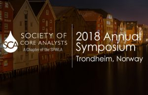 2018 SCA Meeting in Trondheim, Norway.